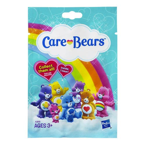 Care Bears Blind Bag Wave 1 Mini-Figures 6-Pack