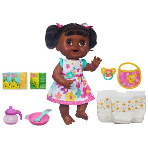 Baby Alive Real Surprises Baby Doll (African-American)