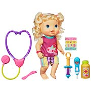 Baby Alive Better Now Baby Doll (Caucasian)