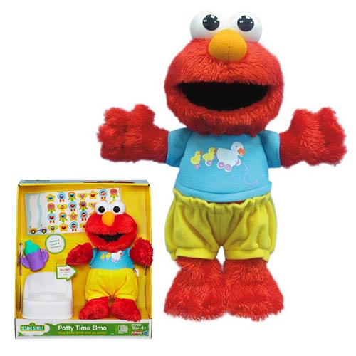Sesame Street Potty Time Elmo