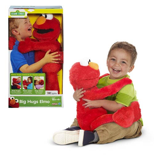 Sesame Street Big Hugs Elmo Plush