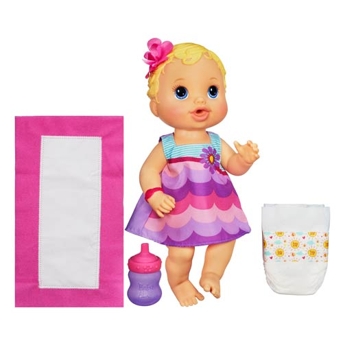 Baby Alive Bitsy Burpsy Baby Doll (Caucasian)