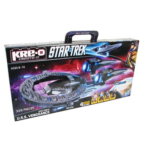 Star Trek Kre-O U.S.S. Vengeance Construction Set