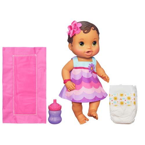Baby Alive Bitsy Burpsy Baby Doll (Hispanic)