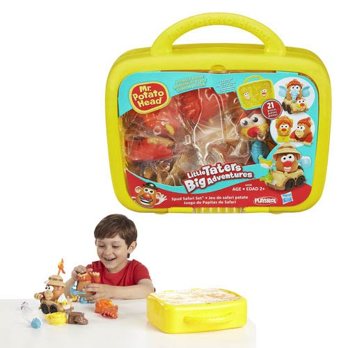 Mr. Potato Head Little Taters Big Adventures Spud Safari Set