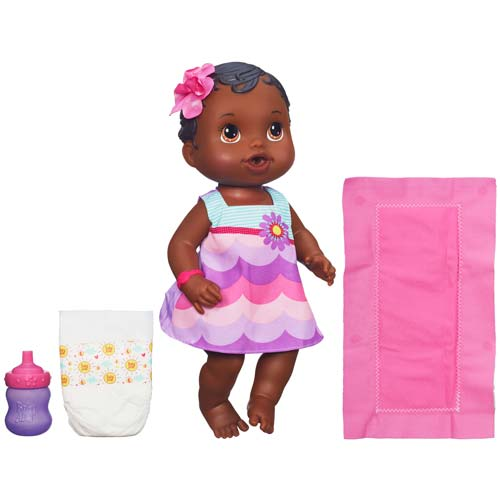 Baby Alive Bitsy Burpsy Baby Doll (African-American)