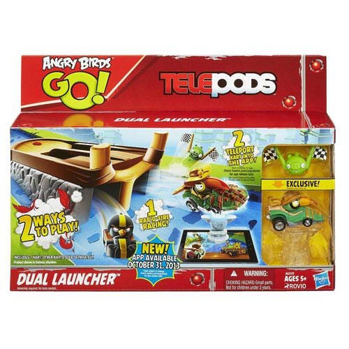 Angry Birds Go! Dual Launcher