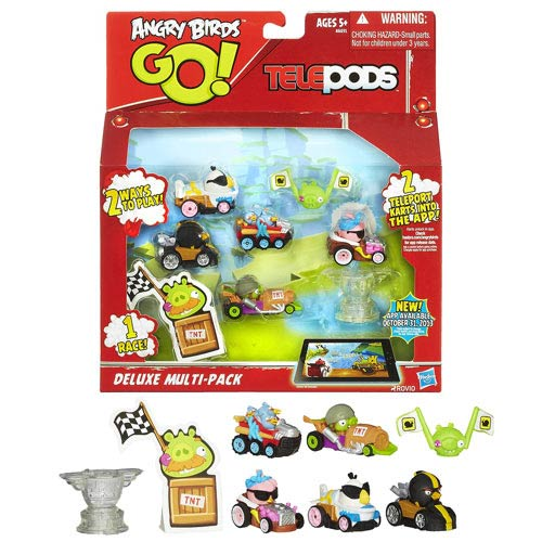 Angry Birds Go! Deluxe Multi-Pack