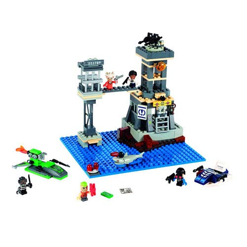 Kre-O Cityville Mayhem's Prison Break Set