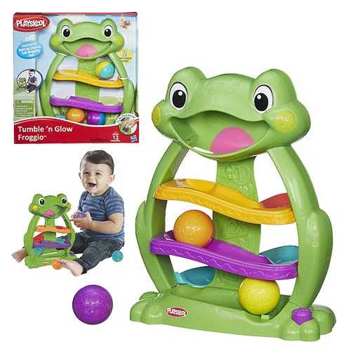 Playskool Tumble n Glow Froggio