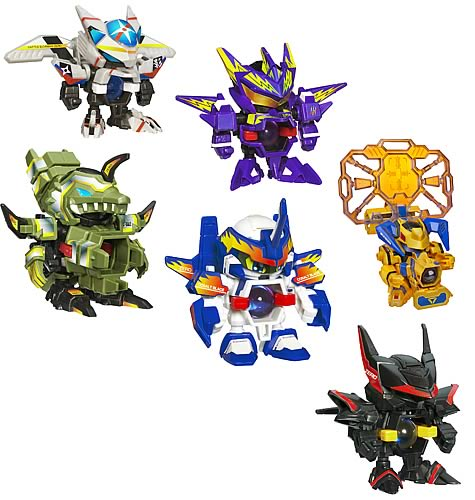 B-Daman Direct Hit Battle Assortment Wave 3