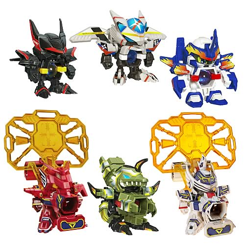 B-Daman Direct Hit Battle Assortment Wave 4