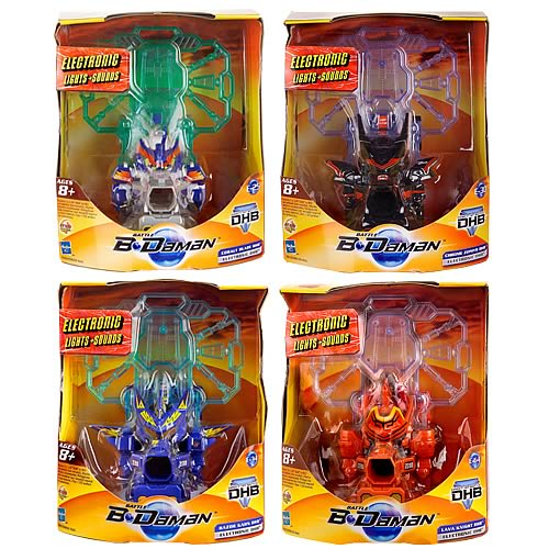 B-Daman Electronic Direct Hit Battle Assortment Wave 2