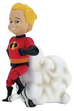Incredibles Rev `n Run Dash 12-inch Figure