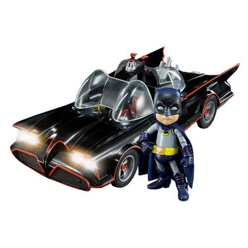 Batman Classic 1966 TV Series Batmobile Metal Vehicle