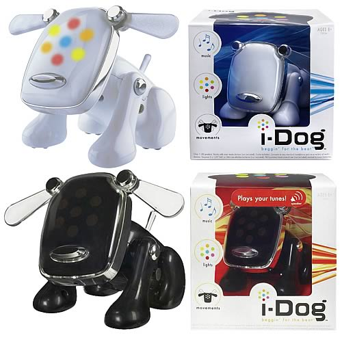 i-Dog Musical Robot Dog Wave 2