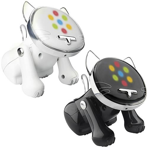 i-Cat Musical Robot Cat Wave 1