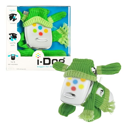 i-Dog Green Chill Set