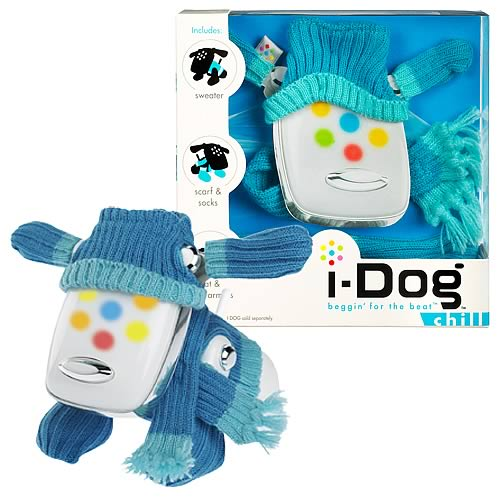 i-Dog Blue Chill Set
