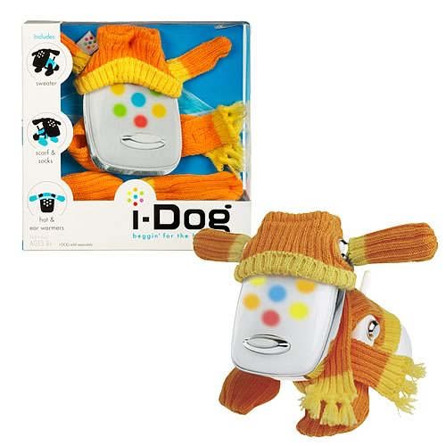 i-Dog Orange Chill Set