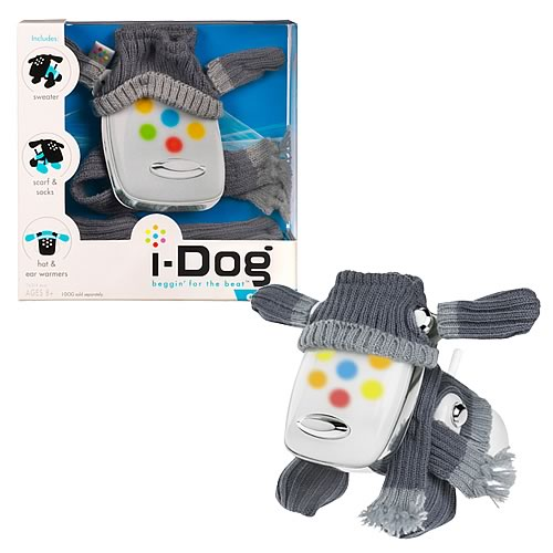 i-Dog Grey Chill Set