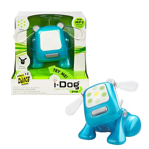 i-Dog Blue Pup