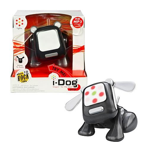 i-Dog Black Pup