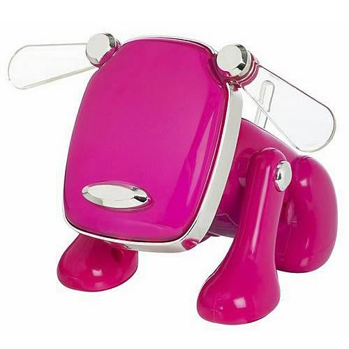 i-Dog Pink Musical Robot Dog