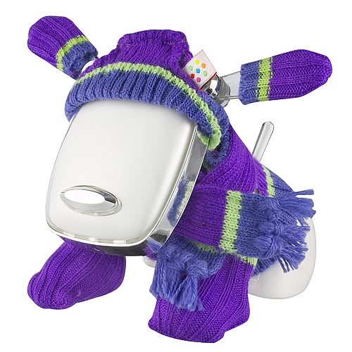i-Dog Purple Chill Set