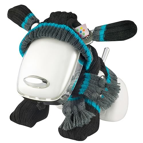 i-Dog Black Chill Set