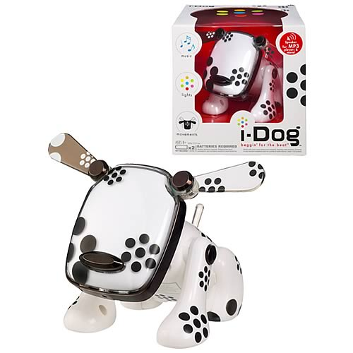 i-Dog Dalmation Musical Robot Dog