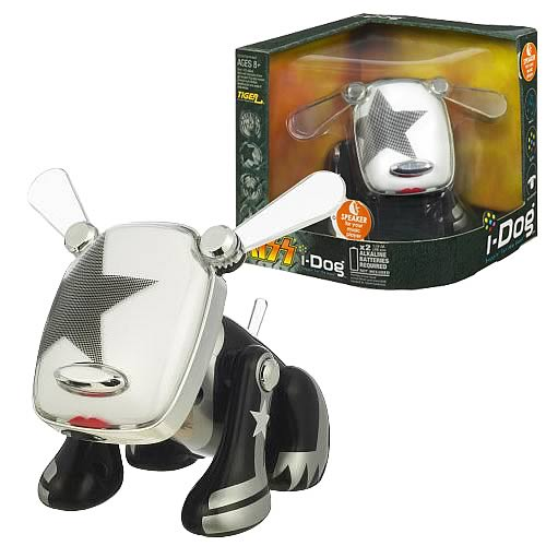 I-Dog KISS Starchild (Paul Stanley) Musical Robot Dog