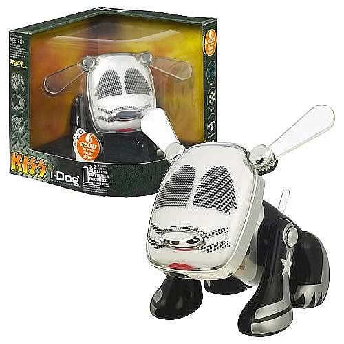 I-Dog KISS Catman (Peter Criss) Musical Robot Dog