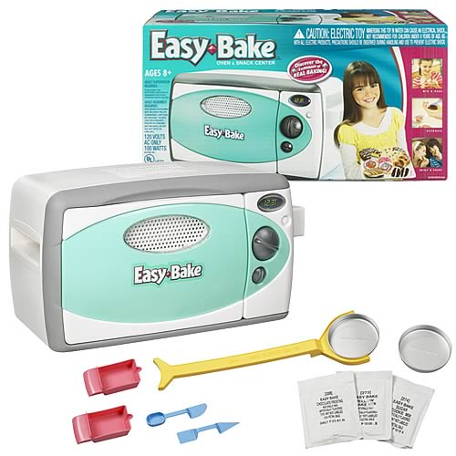 Easy-Bake Oven and Snack Center