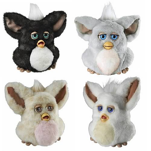 2005 Furby Assortment 1