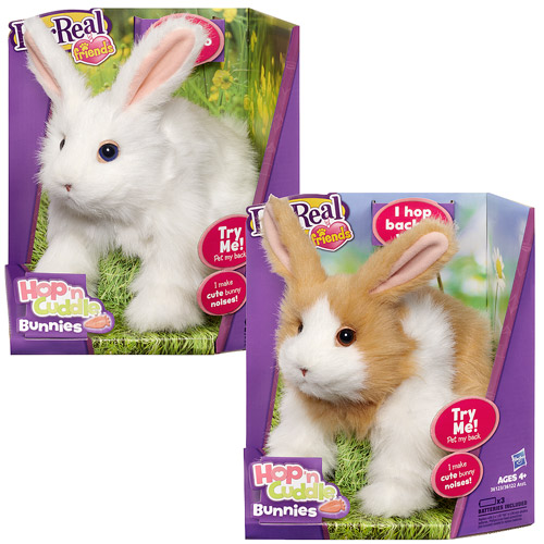 Furreal Friends Hop N Cuddle Bunnies Wave 1