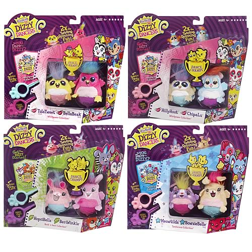 Furreal Friends Dizzy Dancers Dance Champs 2-Packs Wave 1