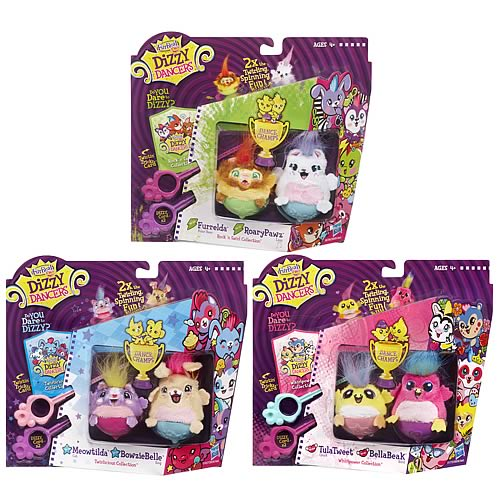 Furreal Friends Dizzy Dancers Dance Champs 2-Packs Wave 2