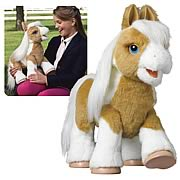 Furreal Friends Baby Butterscotch Pony Magical Figure