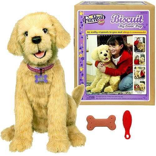 hasbro furreal dog