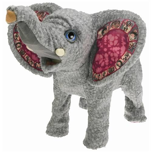 Furreal Friends Zambi The Baby Elephant Hasbro Furreal