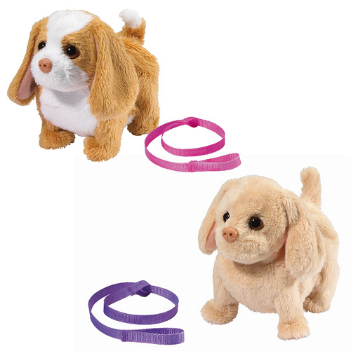Furreal Friends Walking Snuggimals Puppies Wave 1 Set