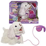 Furreal Friends Glitter Edition Gogo My Walking Pup Toy