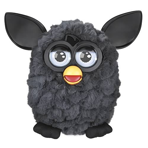 Furby Electronic Black Magic Furby Plush