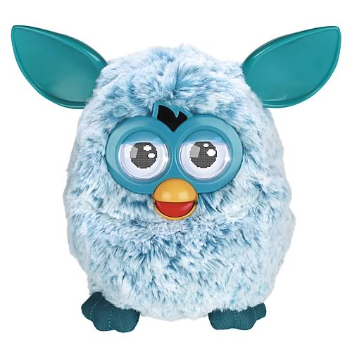 Furby Electronic Green Man Furby Plush