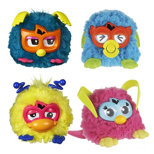 Furby Party Rockers Electronic Plush Toys Wave 2