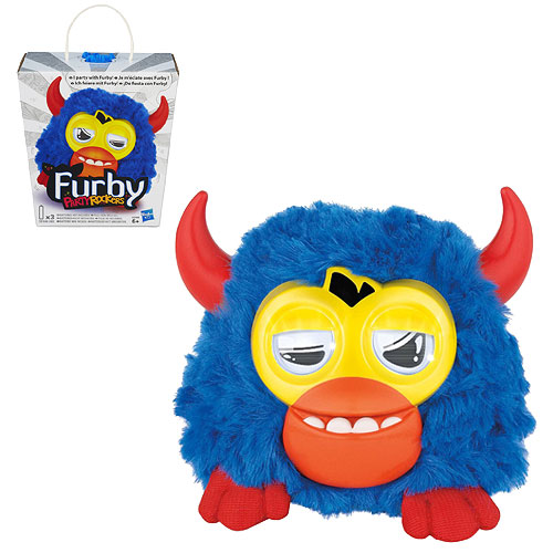 Furby Party Rockers Electronic Plush Scoffby