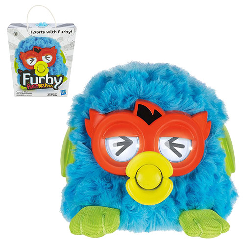 Furby Party Rockers Electronic Plush Twittby