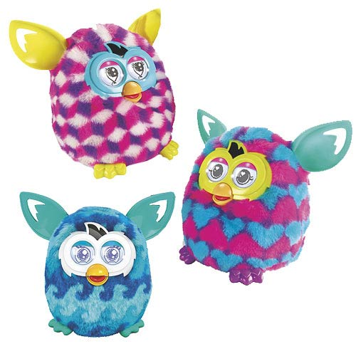 Furby Boom Sweet Assortment Wave 2 Case