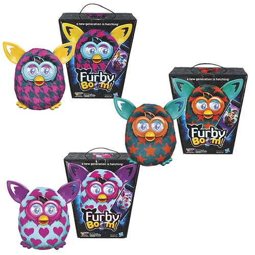 Furby Boom Sweet Assortment Wave 3 Case